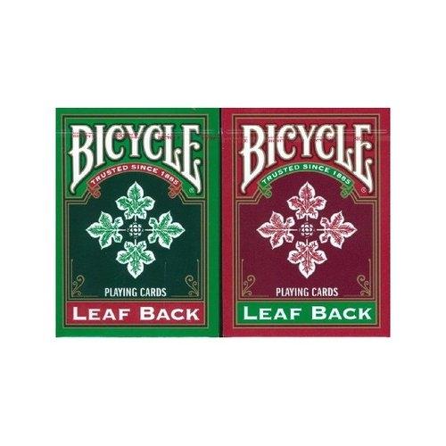 Bicycle Leaf Back Premium