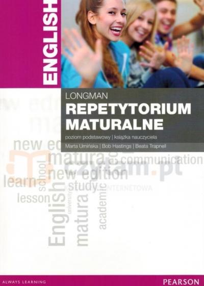 Longman Repetytorium Maturalne 2015 poziom podstawowy TB