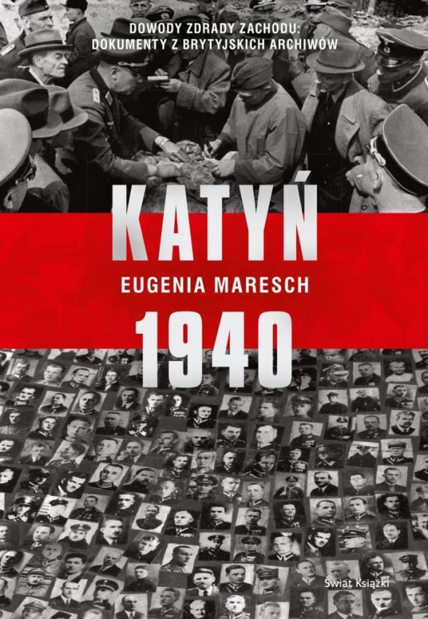 Katyń 1940 Maresch Eugenia