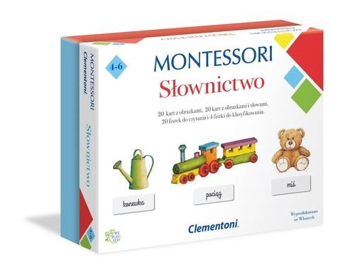 Montessori Słownictwo (50077)