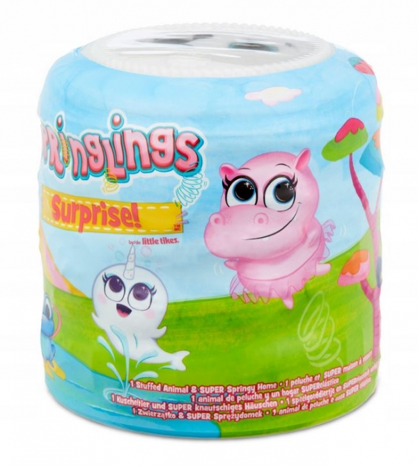 Springlings Surprise: Sprężypluszak (649288)
