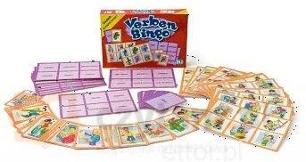 Verben Bingo Deutsch /Gra językowa/