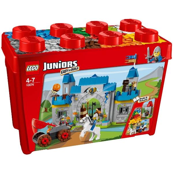 LEGO Juniors Knights Castle (10676)