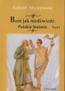Baśń jak niedźwiedź Polskie historie t.1