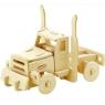 Puzzle drewniane 3D Ciężarówka