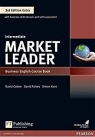 Market Leader Intermediate + DVD