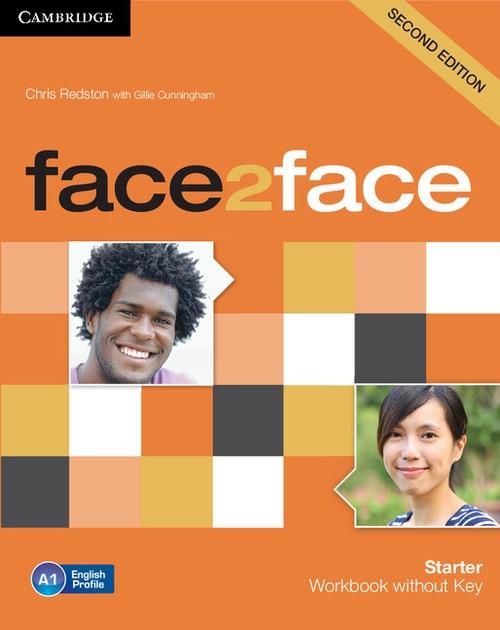 face2face Starter Workbook without Key Redston Chris, Cunningham Gillie