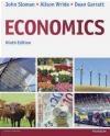 Economics Alison Wride, Dean Garratt, John Sloman