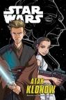 Star Wars Atak klonów / komiks /