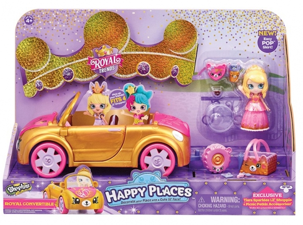 Kabriolet Happy Places Royal (57577)
