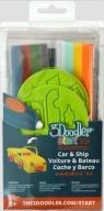 3DOODLER Zestaw szablonów Pojazdy (DODDBKVE)