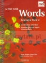 Way with Words Resource Pack 2