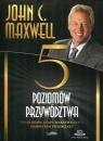 Pięć poziomów przywództwa  (Audiobook)Sprawdzone etapy maksymalizacji Maxwell John C.
