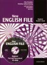 English File NEW Beginner TB z CD
