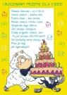 Karnet Smile B6 + koperta wzór nr 07 Urodziny