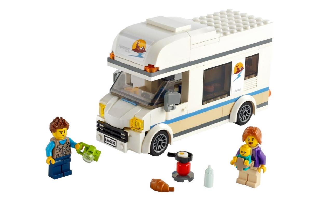 Lego City: Wakacyjny kamper (60283)
