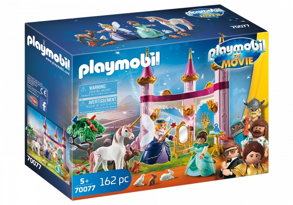 Playmobil: The Movie - Marla w bajkowym zamku (70077)
