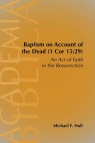 Baptism on Account of the Dead (1 Cor 15