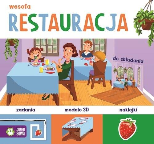 Wesoła restauracja Praca zbiorowa