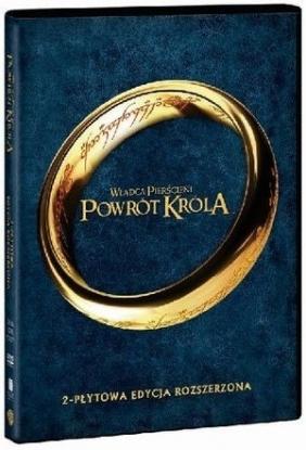 Władca Pierścieni: Powrót Króla - Edycja Rozszerzona (2 DVD)