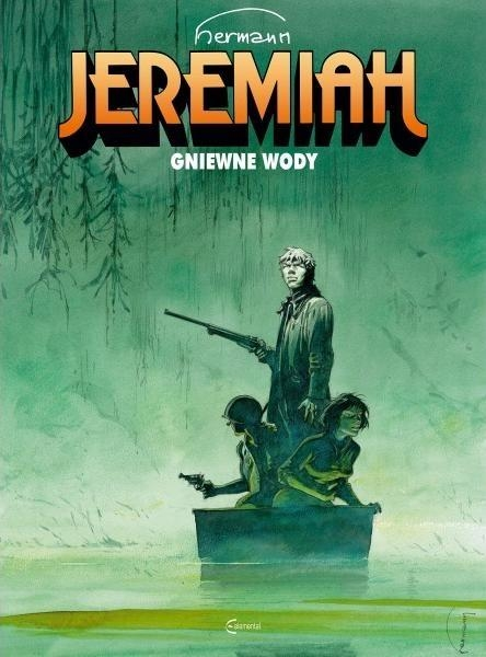 Jeremiah 8 Gniewne wody Hermann