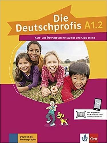 Die Deutschprofis A1.2 KB + UB + audio online Olga Swerlowa
