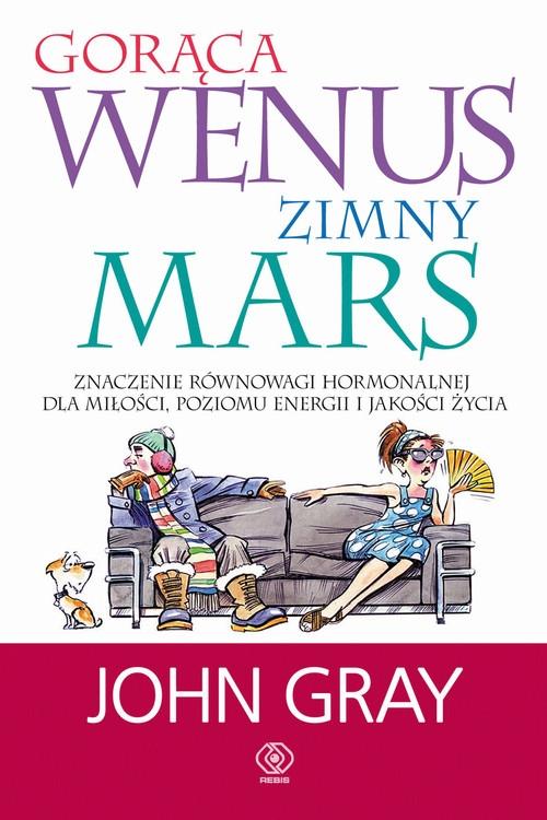 Gorąca Wenus zimny Mars (Uszkodzona okładka) Gray John