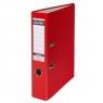 Segregator Bantex Budget dźwigniowy A4/5cm - czerwony (400044673)