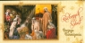 Karnet świąteczny C BN DL MIX religijny lub świecki DL LUX