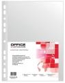 Koszulka na dokumenty Office A4 groszkowa - 100 sztuk (21141315-90)