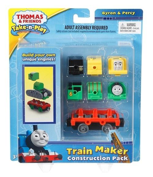Tomek i przyjaciele Fabryka lokomotywek Zestaw uzupełniający