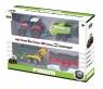 Zestaw maszyn rolniczych w pudełku (02477) mix