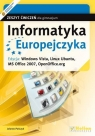 Informatyka Europejczyka Zeszyt ćwiczeń edycja Windows Vista Linux Ubuntu