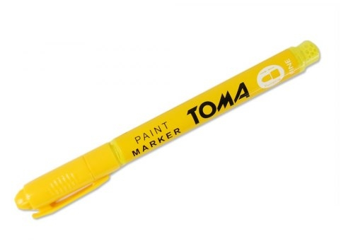 Marker olejny fine - żółty TO-44102