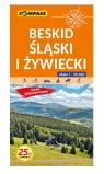Beskid Śląski i Żywiecki. Mapa turystyczna w skali 1:50 000 (wersja