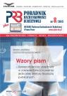 WZORY PISM korespondencja urzędowa w zakresie funkcjonowania jednostek sektora