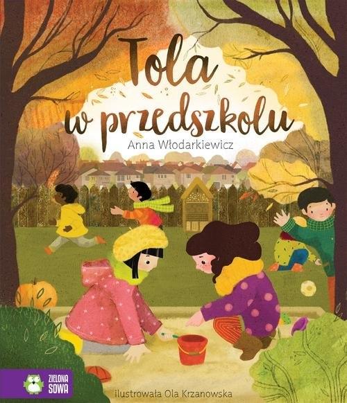 Tola w przedszkolu Włodarkiewicz Anna