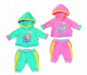 Baby born - Zestaw ubranek sportowych