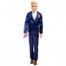 Barbie: Lalka Ken - Pan młody (GTF36)Wiek: 3+