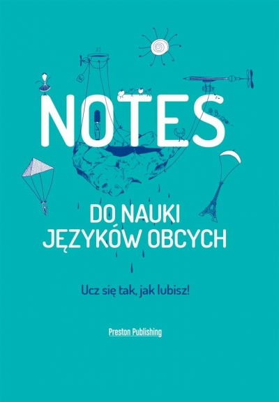 Notes do nauki języków obcych Opracowanie zbiorowe