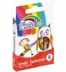 Kredki świecowe Fiorello, 8 kolorów (54903)