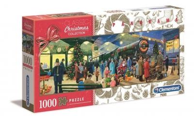 Puzzle 1000 Panorama Kolekcja Świąteczna