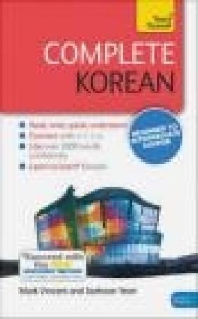 Complete Korean: Teach Yourself Jaehoon Yeon, Mark Vincent