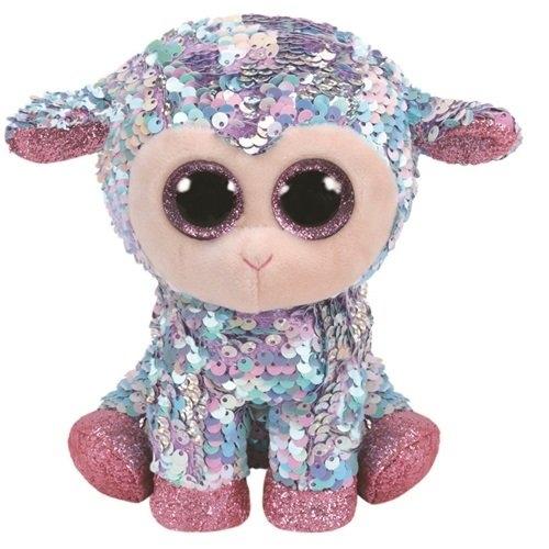 Beanie Boos Cekinowy TULIP -  owca
