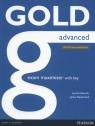 Gold Advanced Exam Maximiser with key Edwards Lynda, Newbrook Jacky