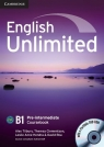 English Unlimited Pre-intermediate Coursebook + DVD