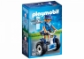 Playmobil City Action: Policjantka na Balance-Racer (6877)