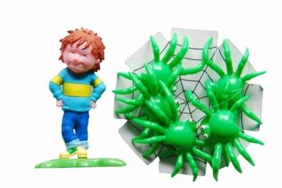 Upiorne pająki w sieci