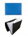 Aktówka Penmate z przegródkami PP-4302 niebieska