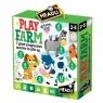 Moje Progresywne Puzzle - Farma (20775)